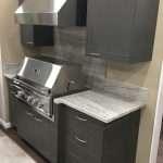grey outdoor cabinets