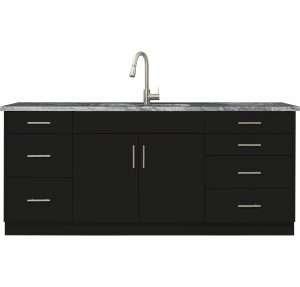outdoor cabinet black
