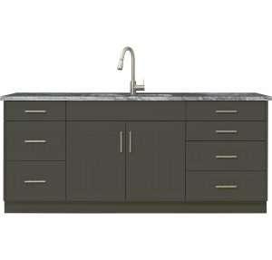 outdoor cabinet moss grey