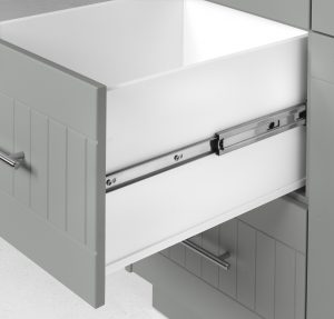 Outdoor Pullout Cabinet Dolphin Grey