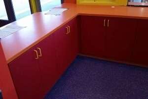 Restaurant cabinets 6