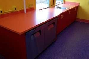 Restaurant cabinets 3