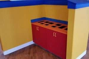 Restaurant cabinets 1