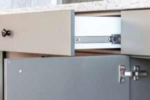 stainless steel outdoor kitchen cabintets