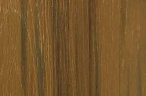 Premium Color | Teak | Woodgrain Finish
